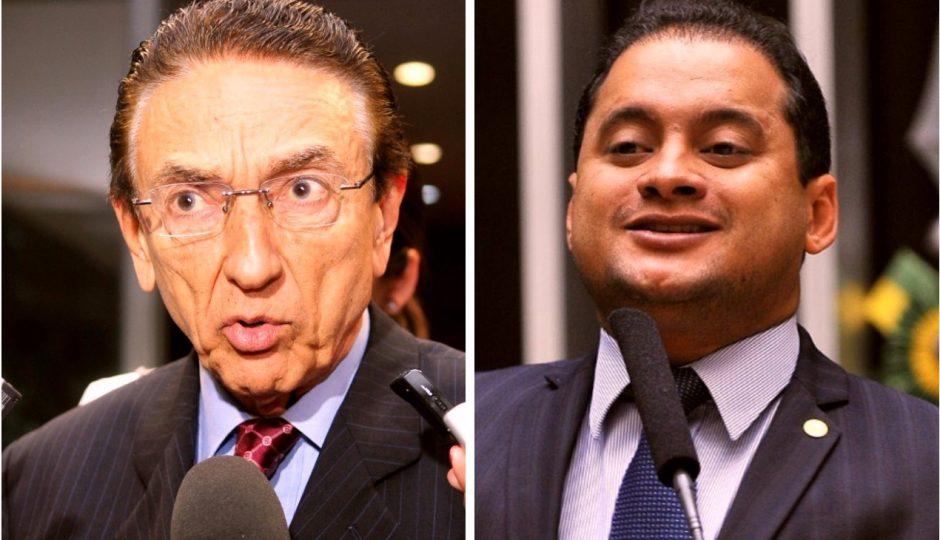 Lobão e Weverton estão entre as 100 cabeças mais influentes do Congresso