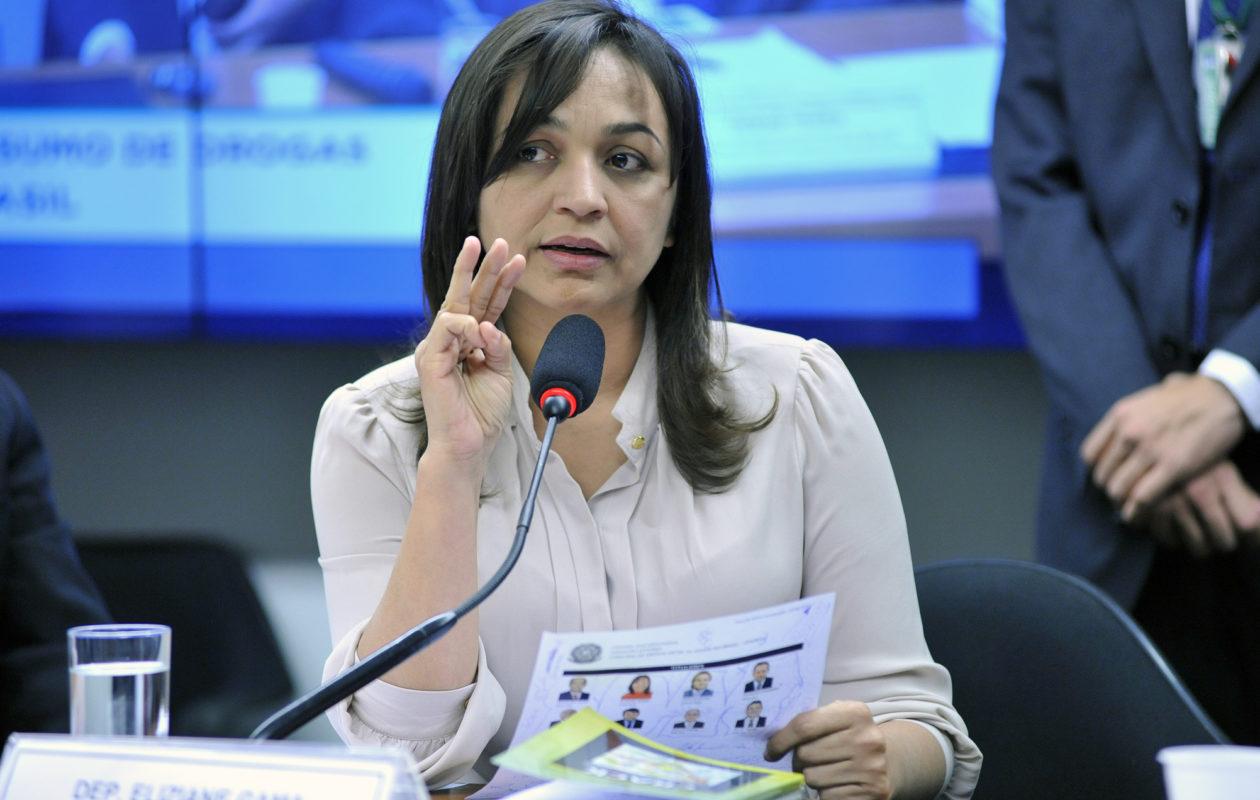 Projeto de Eliziane reserva uma das vagas de candidatura ao Senado para mulheres