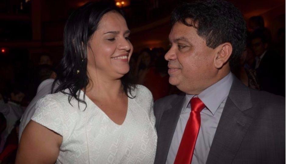 Márcio Jerry quer a mulher na primeira suplência de Weverton Rocha