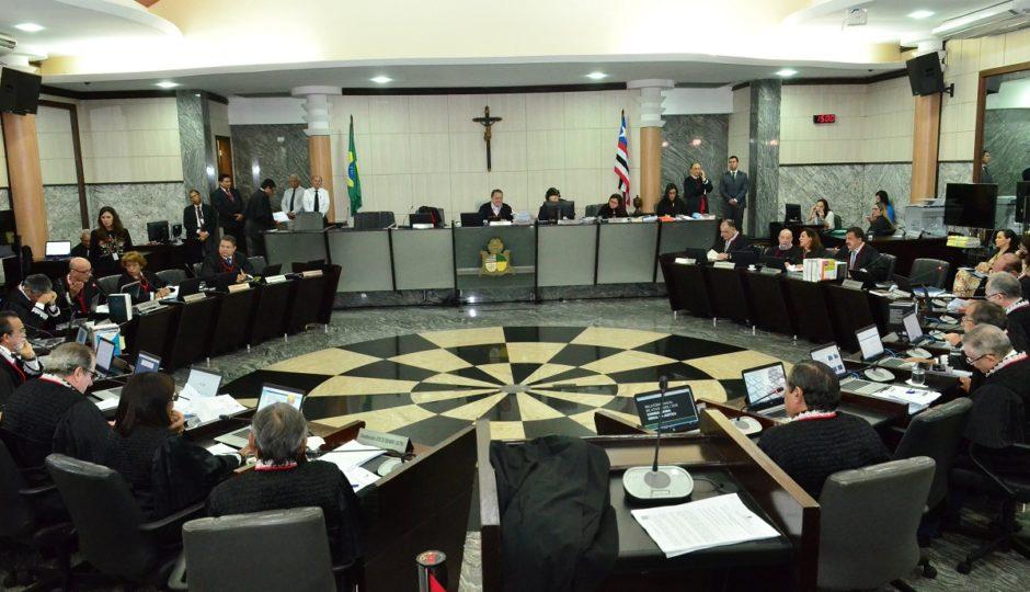 Pleno do TJ-MA julga hoje quatro processos criminais contra magistrados