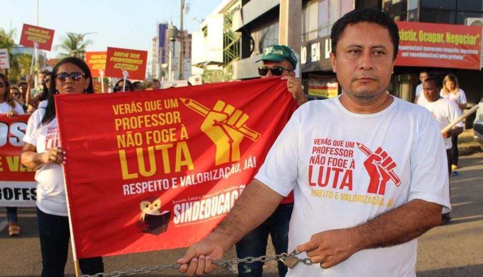 Professores suspendem greve; MP fará parecer sobre contas da educação