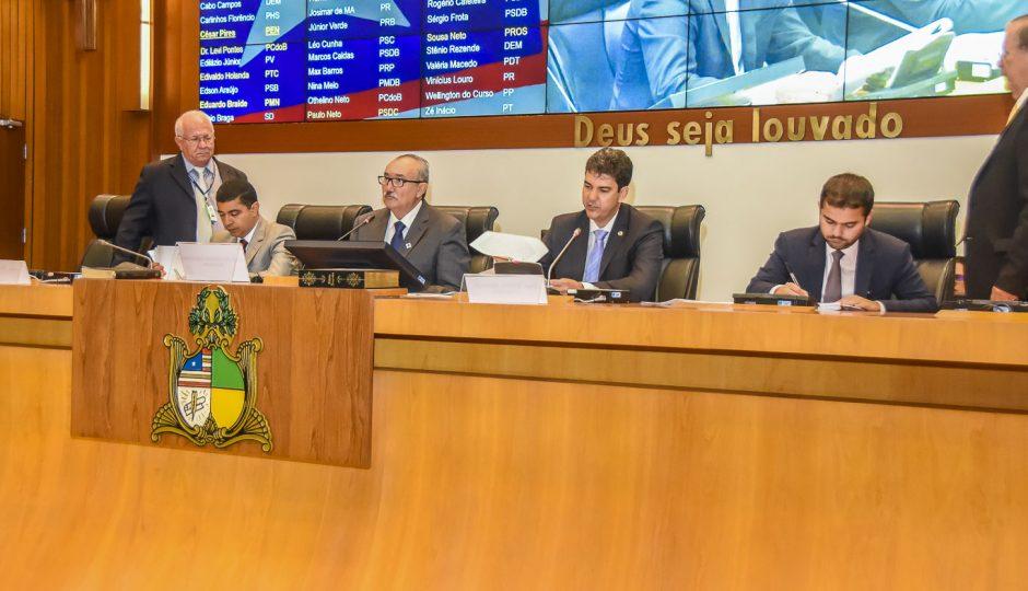 PEC da Emenda Impositiva começa a tramitar na Assembleia Legislativa