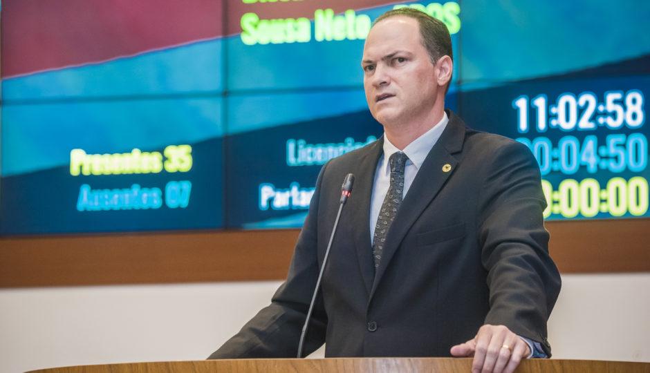 Denúncia contra Flávio Dino está parada na Assessoria Especial da PGJ, diz Sousa Neto