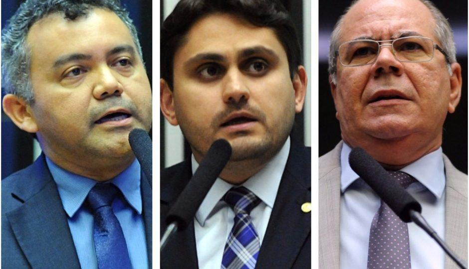 Três maranhenses ajudam Temer na CCJ, incluindo aliados de Dino