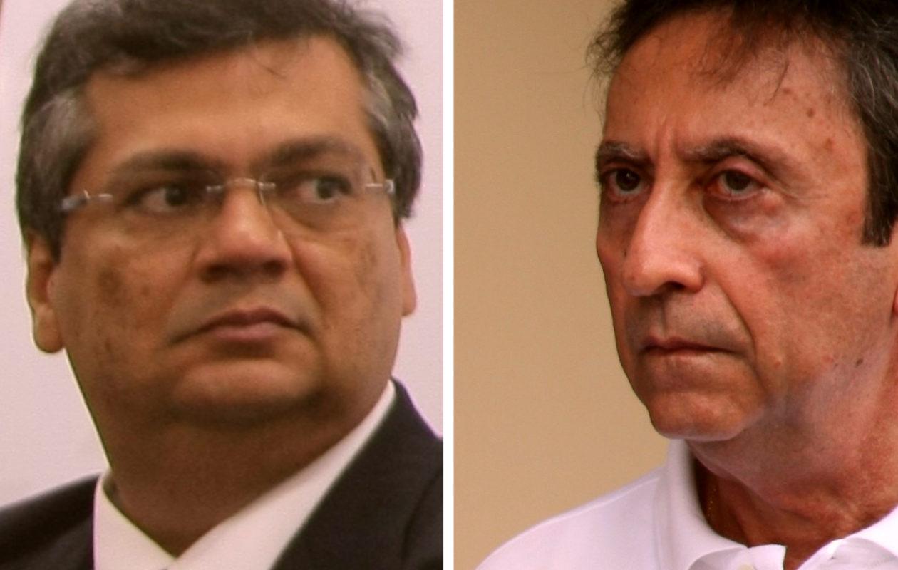 Possibilidade de debate entre Dino e Murad causa temor no Palácio