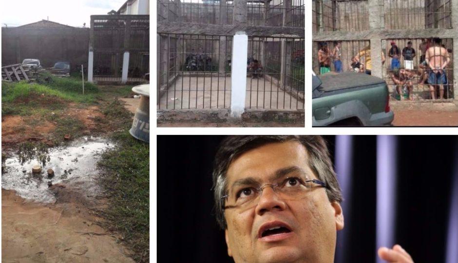Com quase três anos no governo, Flávio Dino culpa Roseana por 'gaiolão'
