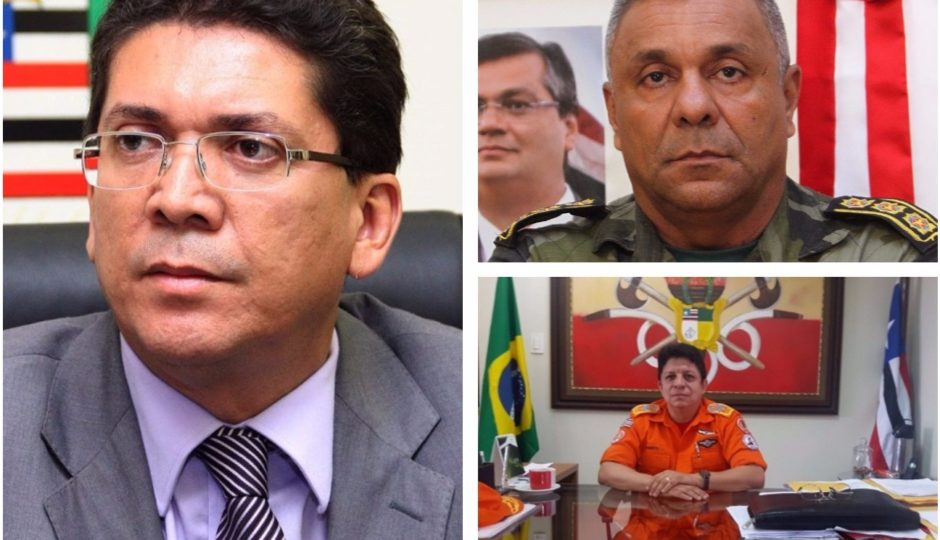 Cúpula da Segurança do MA entra na disputa para federal e estadual em 2018