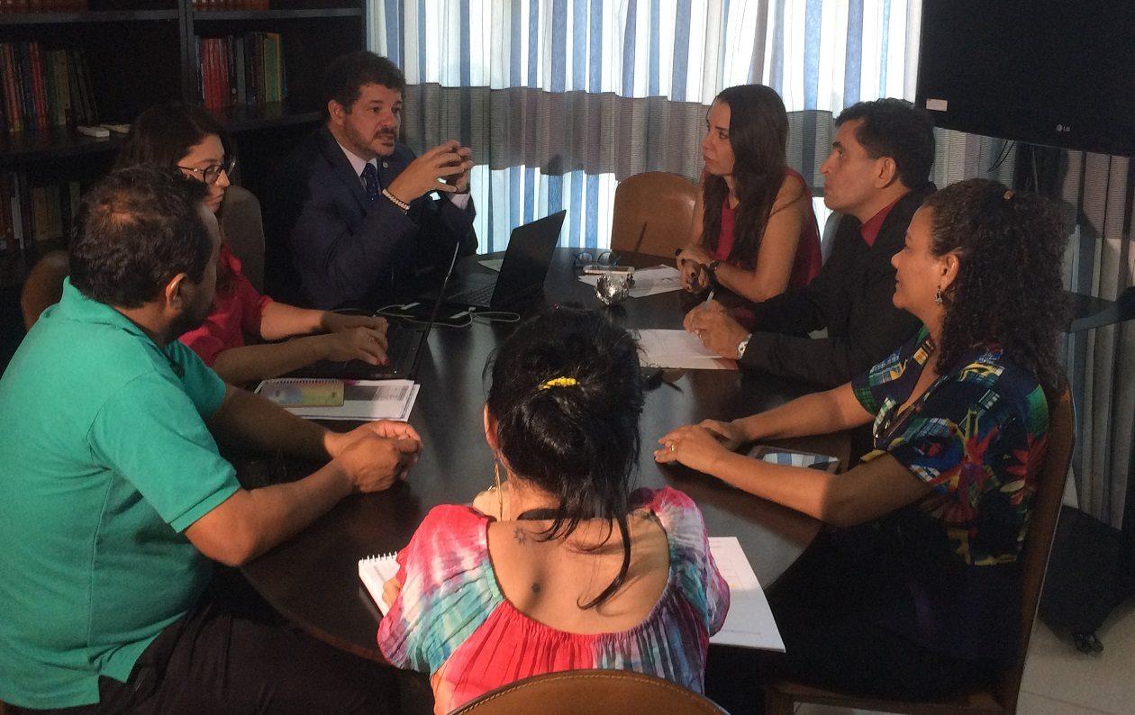 MPT, OIT e Centro de Defesa anunciam novo projeto no Maranhão