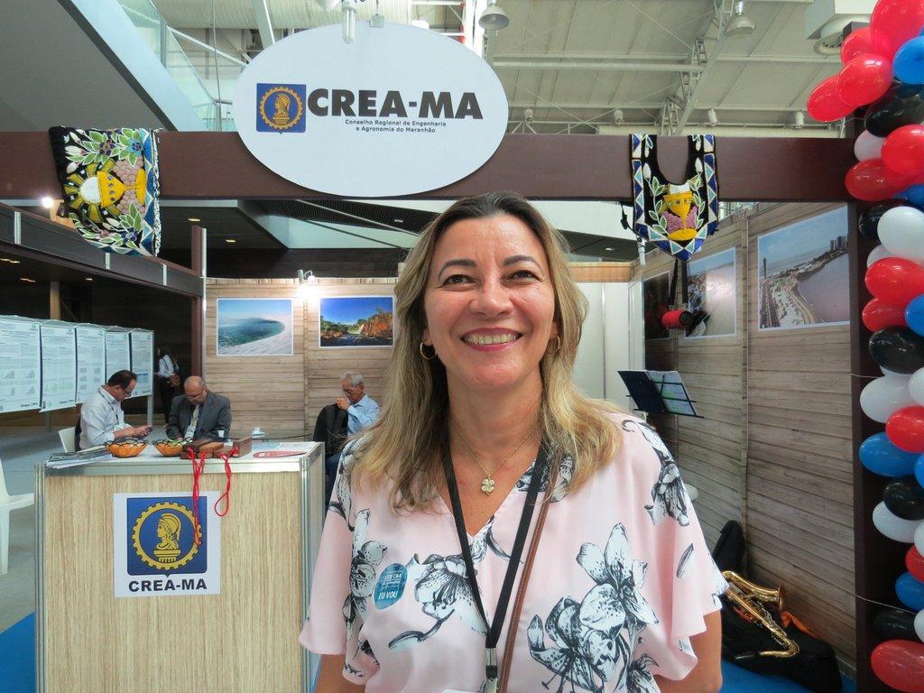 CREA-MA poderá ter pela primeira vez uma mulher na Presidência