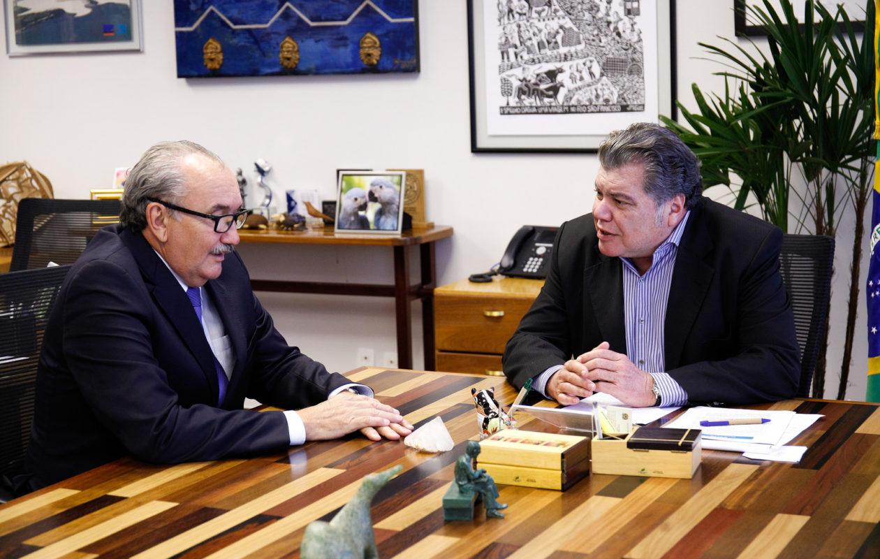 César Pires reivindica recursos federais para o Maranhão