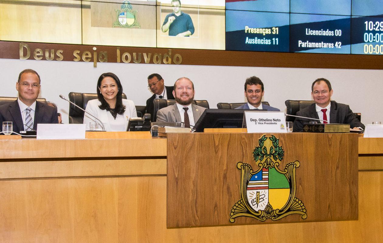 Deputados aprovam projeto ilegal que cria três novas vagas para desembargador no TJ-MA