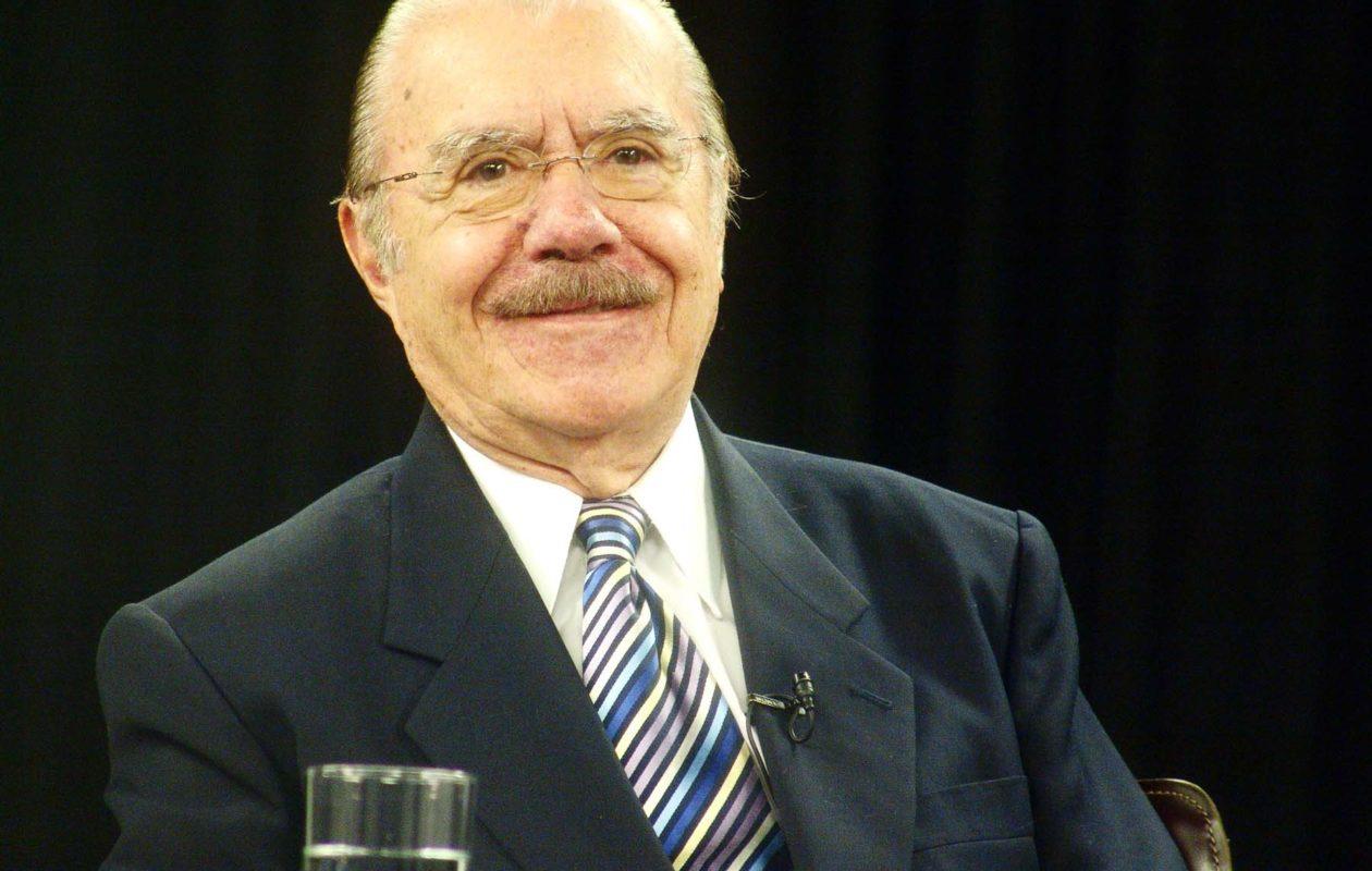 "José Sarney ironiza Flávio Dino: ""Governo Sorvete"""