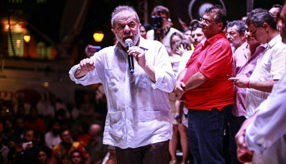 Condenação de Lula no TRF-4 abre espaço para Dino liderar esquerda