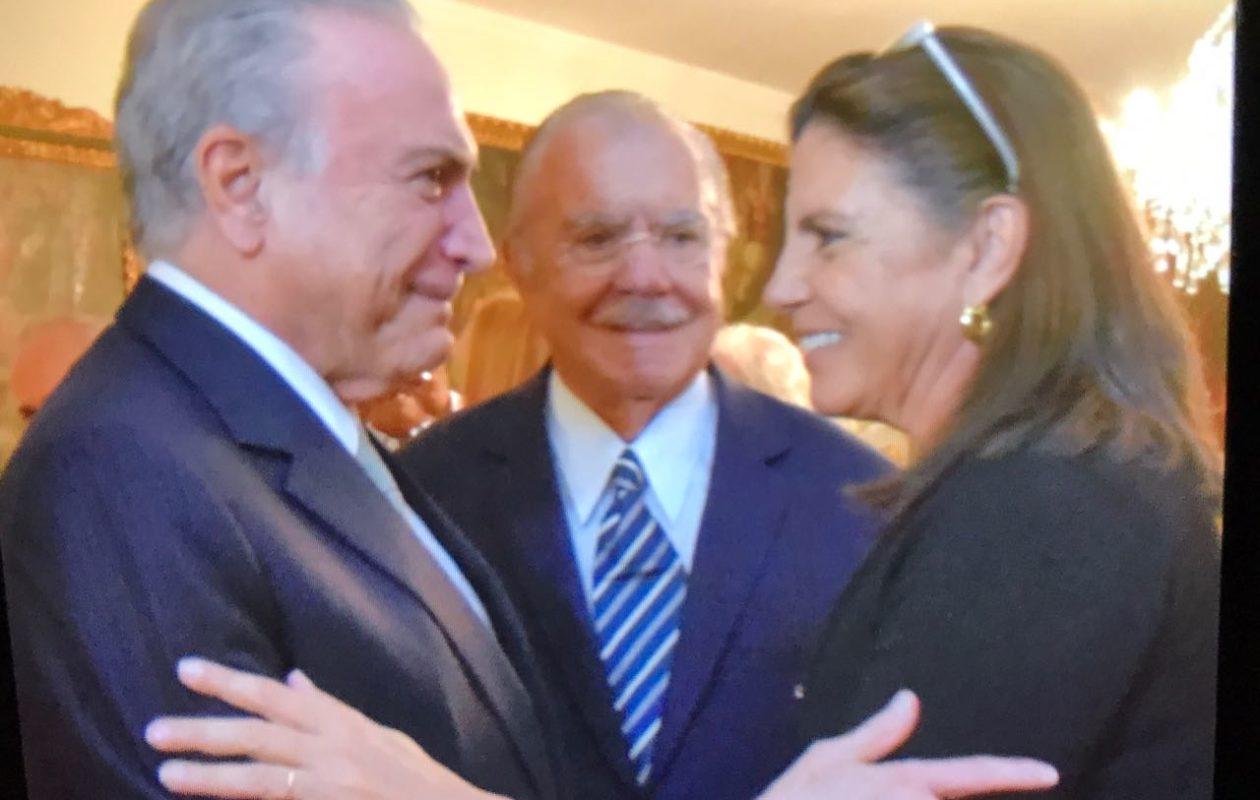Acordão pró-Roseana envolve convênios via Temer, 150 prefeitos e 25 deputados