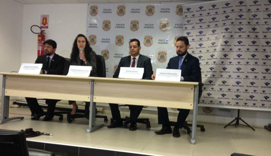 PF diz que mais de R$ 18 milhões foram desviados da SES entre 2015 e 2017