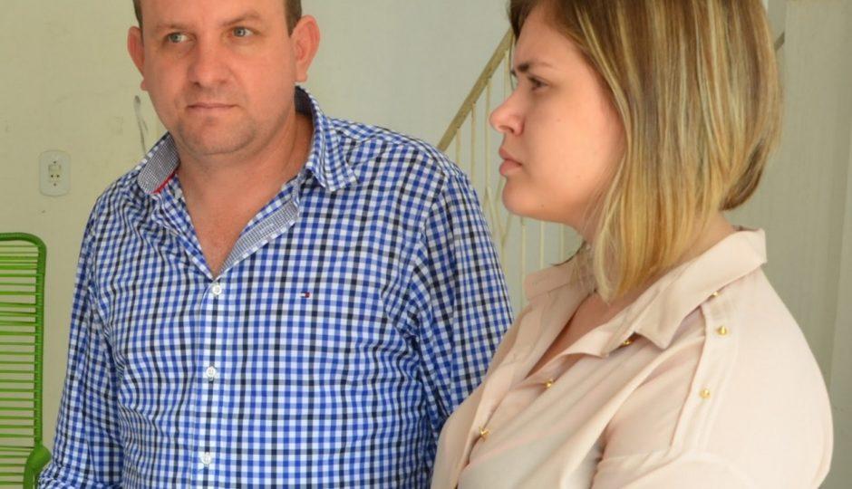 Beto Rocha e Lidiane Leite voltam a ser alvos de mandado de prisão