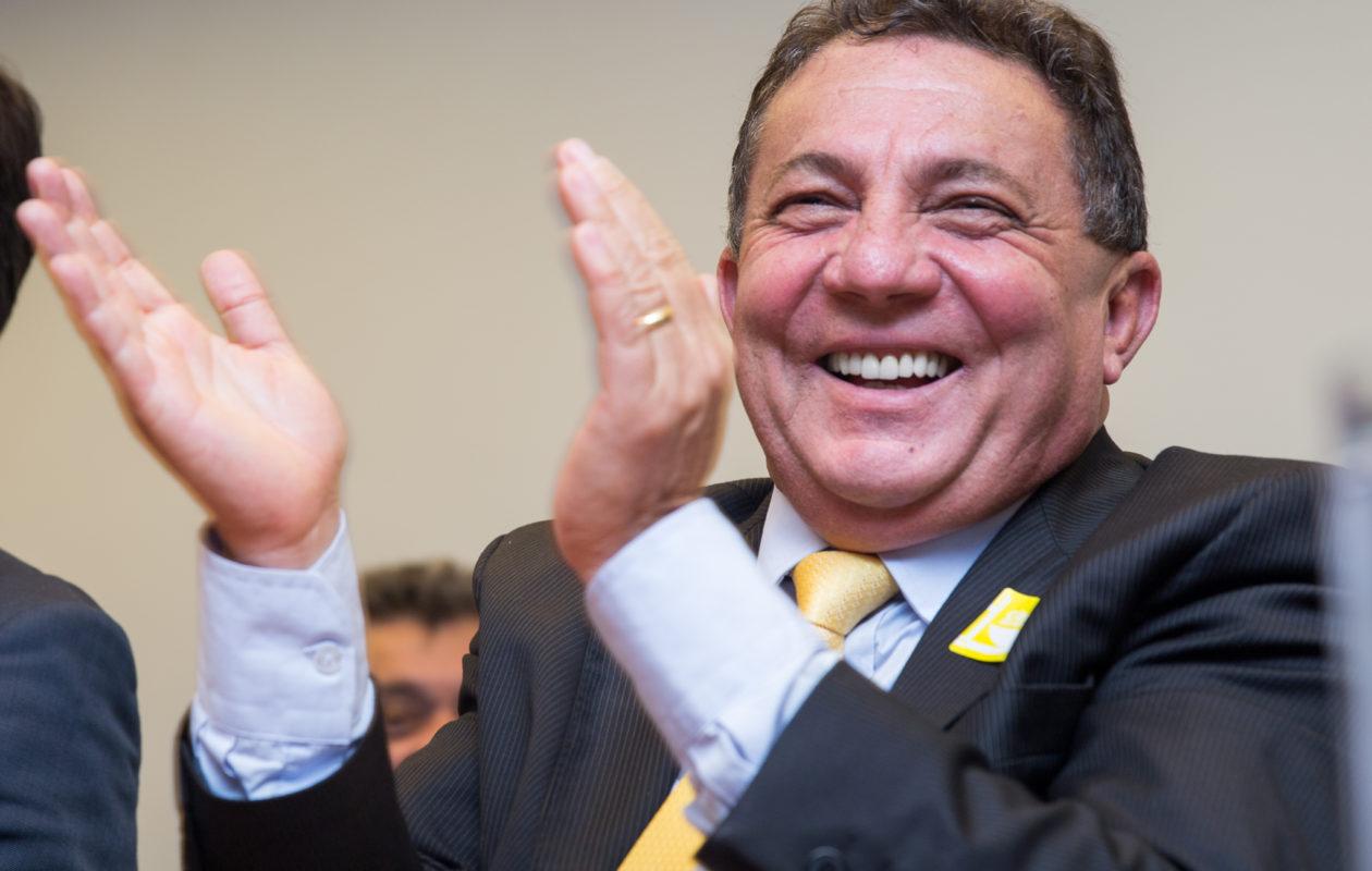 Agenda governista em Tuntum confirma preferência de Dino por Tema na Famem