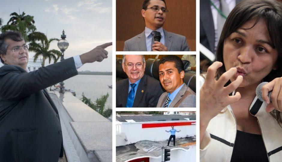 Sete fatos inacreditáveis que marcaram a política do MA em 2017