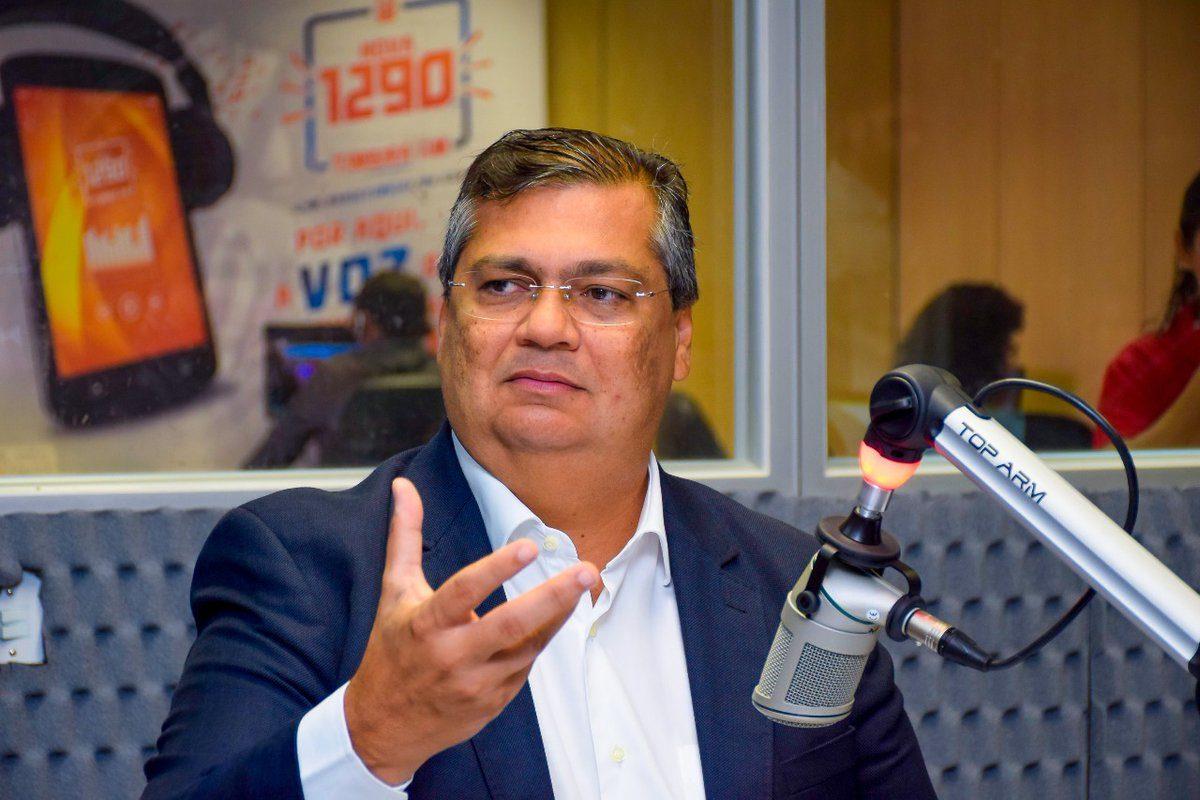 Com governo alvo da PF, Dino reage a Moro ministro de Bolsonaro