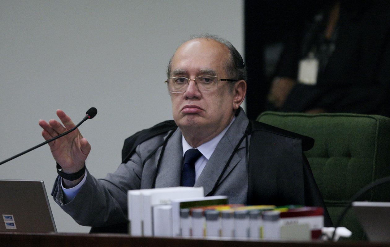 Gilmar proíbe condução coercitiva de investigados em todo o país