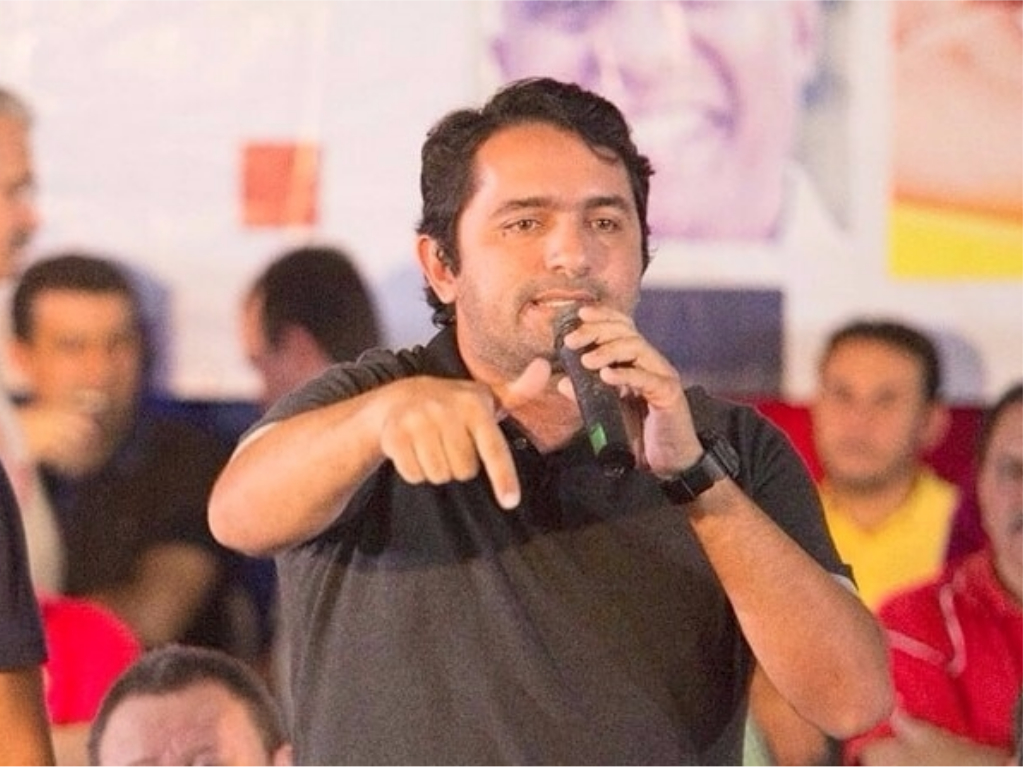 MP pede a prisão e bloqueio de R$ 1 milhão de Júnior Lourenço