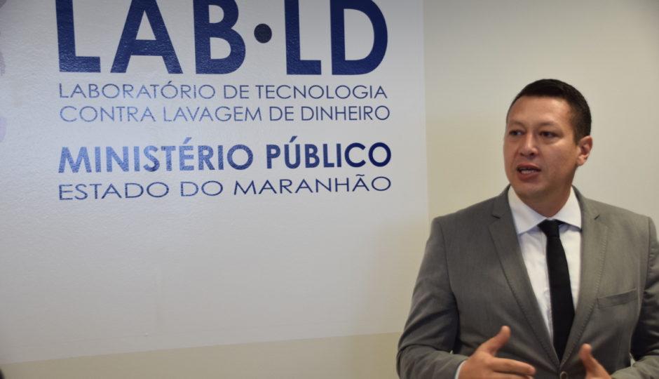 MP-MA inaugura laboratório de tecnologia contra lavagem de dinheiro