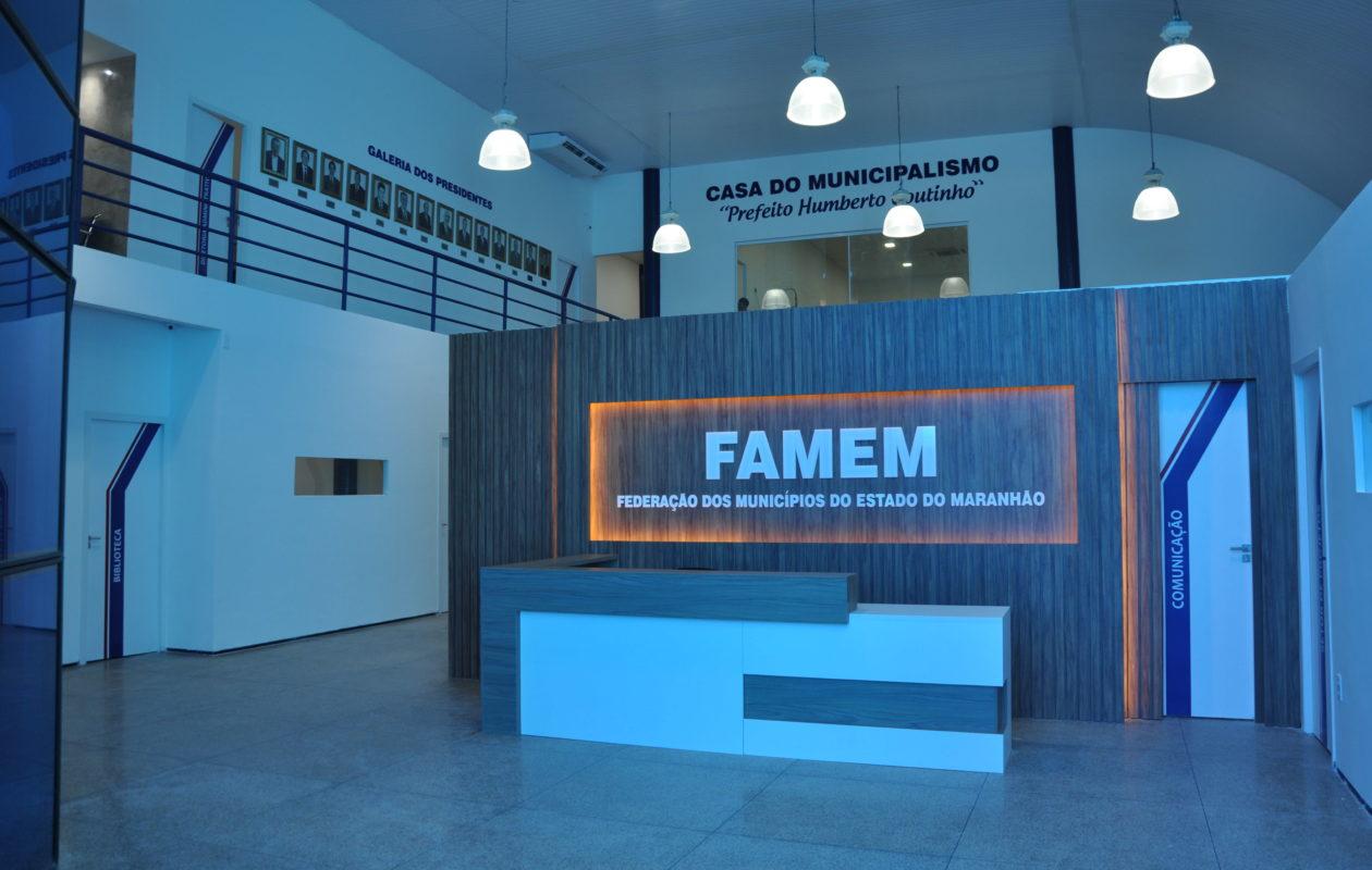 Tema resgata Famem e irá inaugurar Casa do Municipalismo