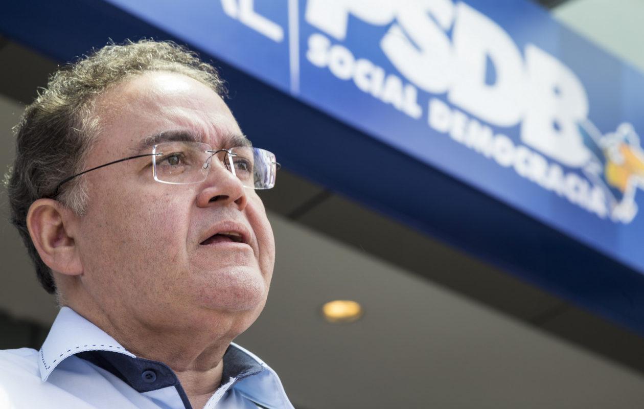 Roberto Rocha assume oficialmente o comando do PSDB no Maranhão