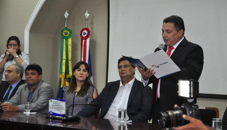Famem quer participar de discussão sobre chapa senatorial de Flávio Dino