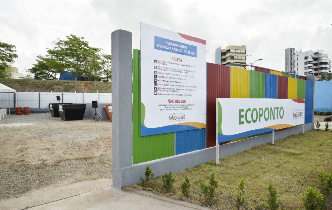 Prefeitura inaugura nono Ecoponto e fortalece gestão de resíduos sólidos