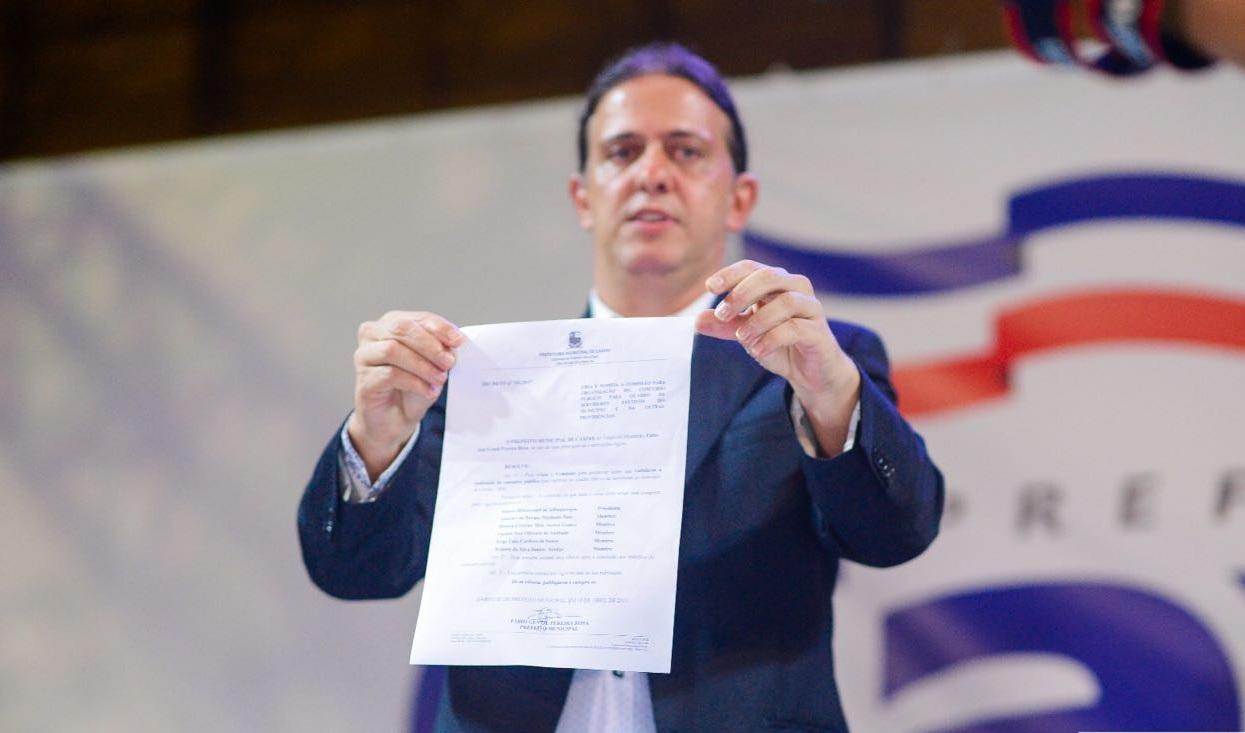 PGJ abre investigação contra Fábio Gentil, Marinho Júnior e Socorro Coutinho