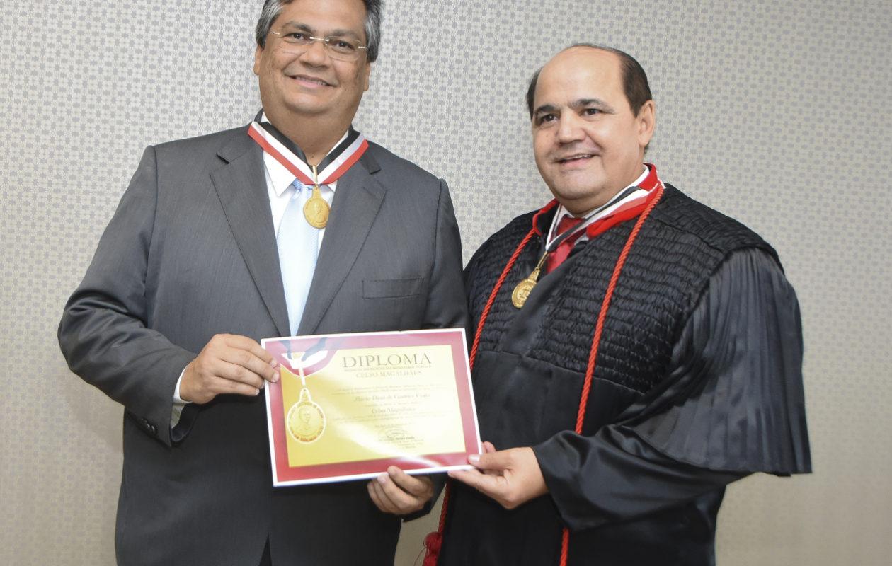 Gonzaga indica maior honraria do MP a um investigado por ele próprio