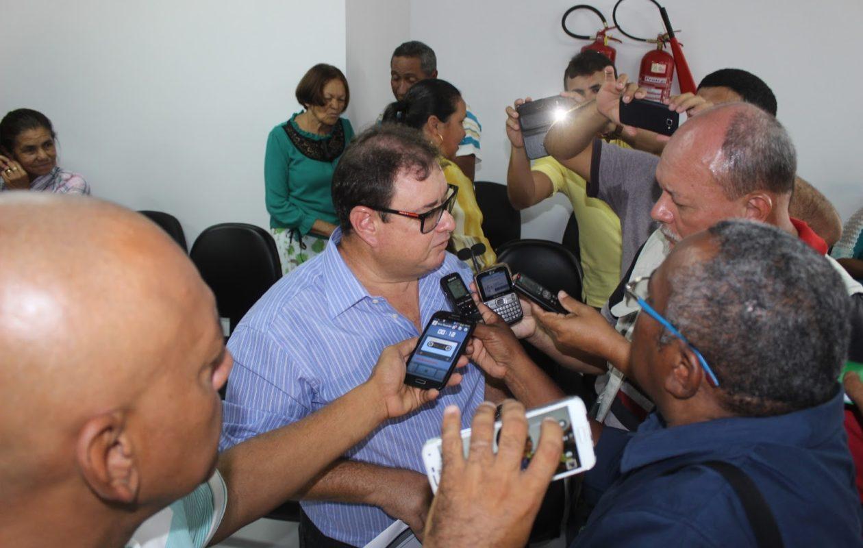 Fransquin Tavares vira alvo da PGJ após denúncia de presidente da Câmara