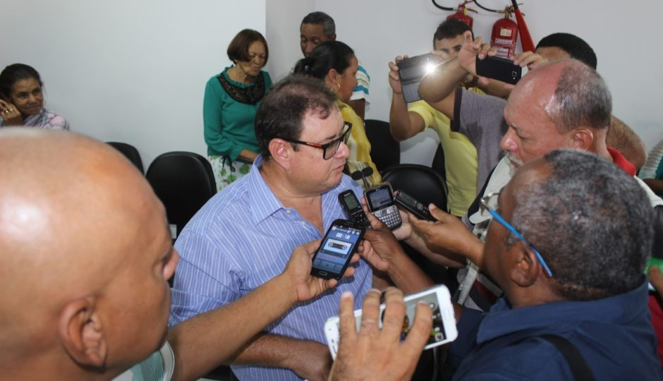 Vereadores de Santana do Maranhão cassam mandato do prefeito Fransquin