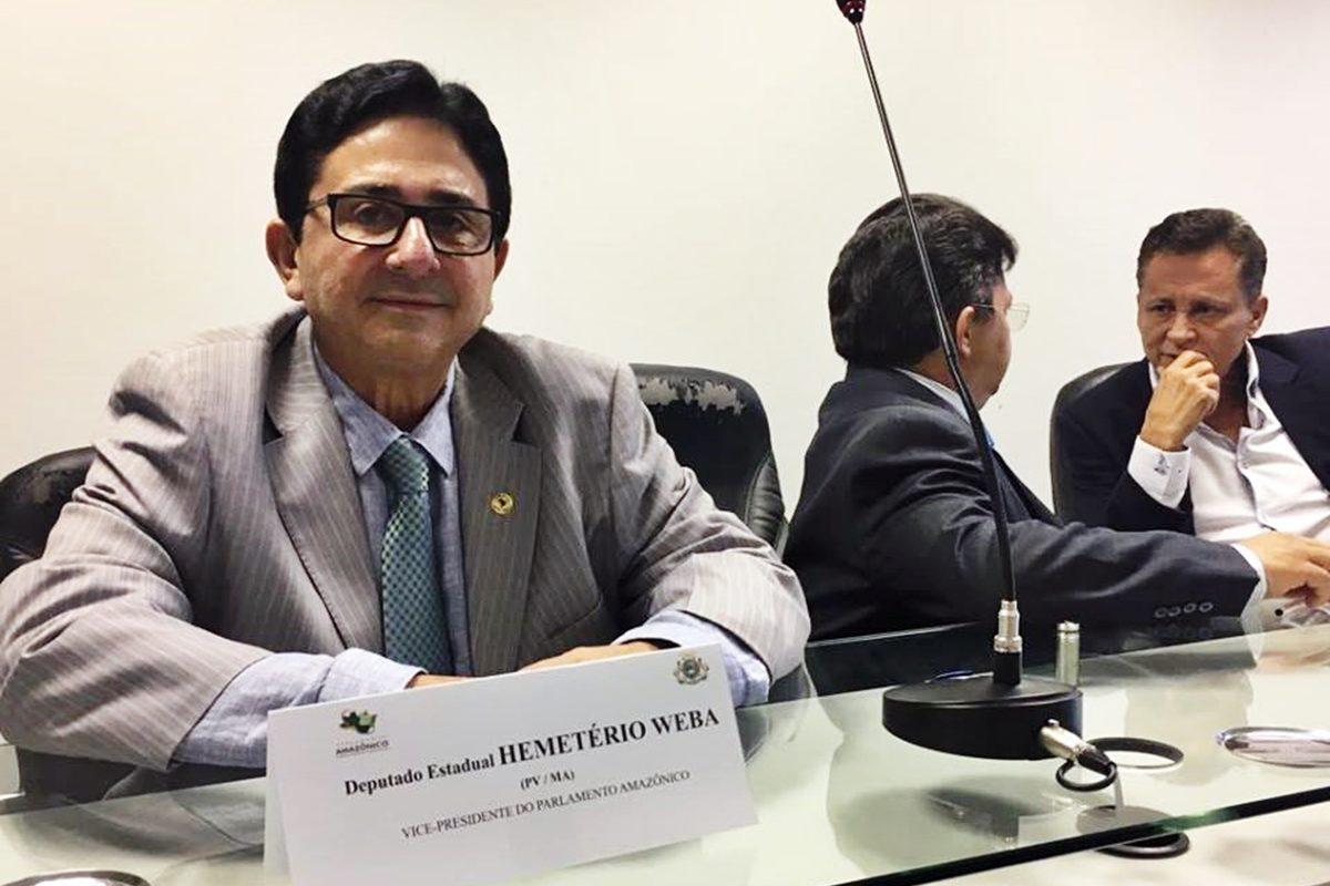Gestão de Hemetério Weba em Nova Olinda na mira do MP por fraude em contas