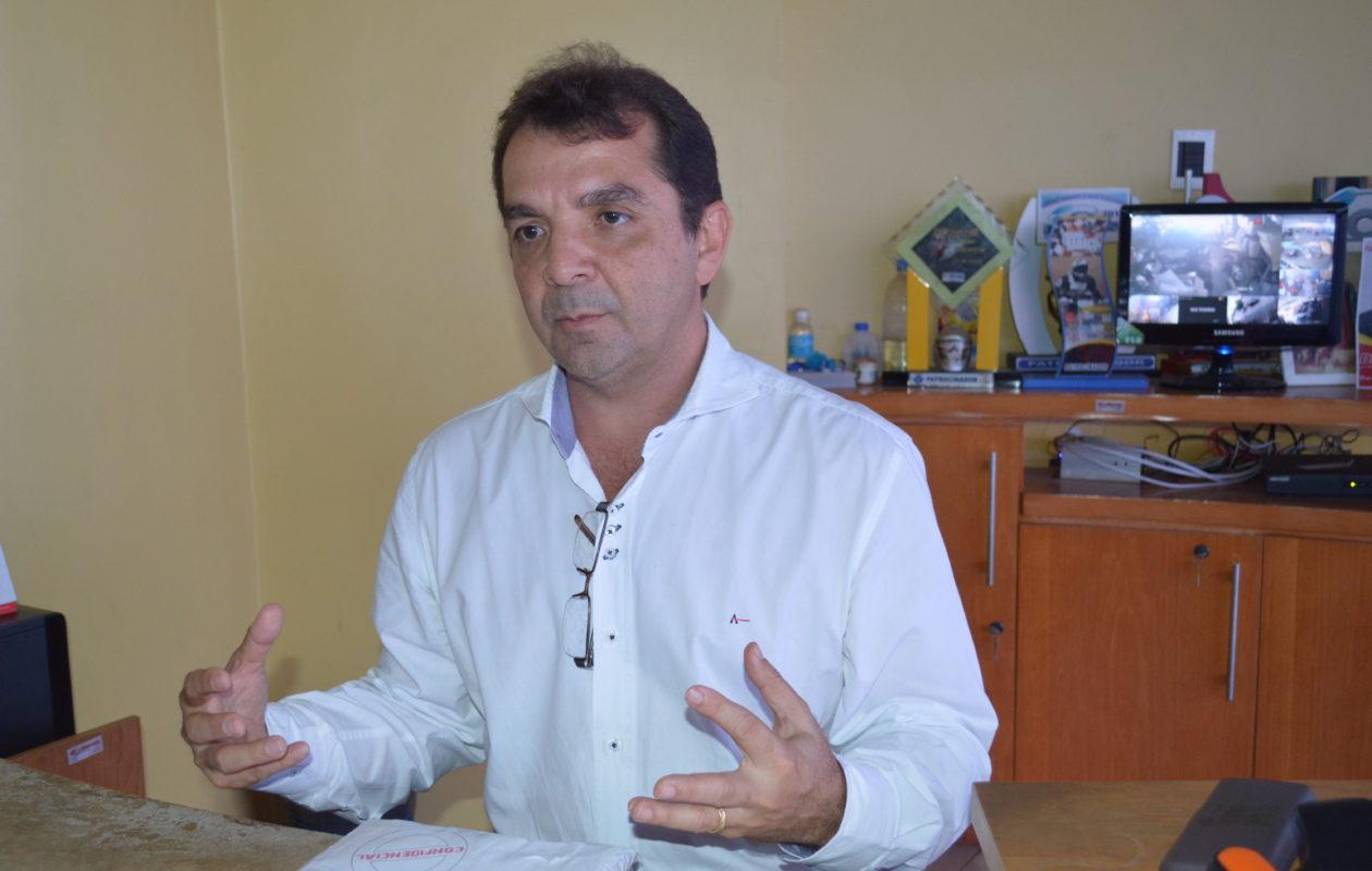 Senado: Braide, Rocha e Jota Pinto disputam Hilton Gonçalo