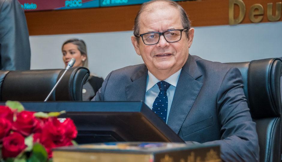 Morre Humberto Coutinho, presidente da Assembleia Legislativa do Maranhão