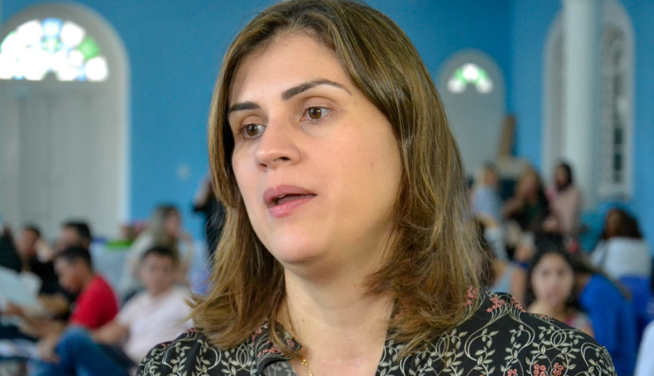 Na Segep, Lilian Guimarães omitiu ao TCE informações sobre contratos de R$ 2,6 milhões