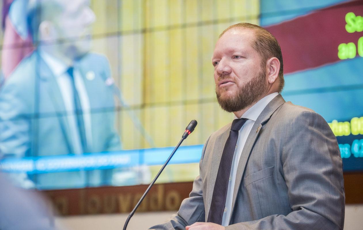 Assembleia oficializará condução de Othelino à Presidência na quinta-feira