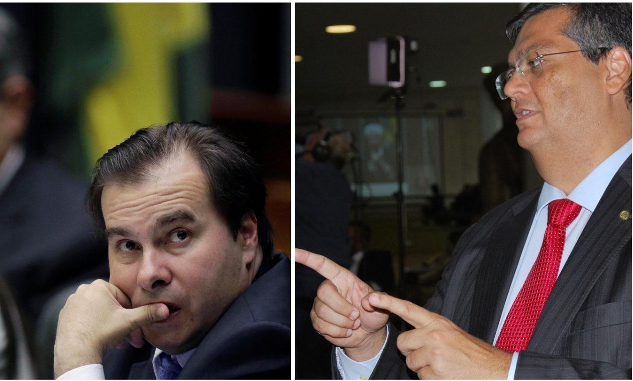 Aliança entre DEM e PCdoB garante palanque presidencial para Rodrigo Maia no MA