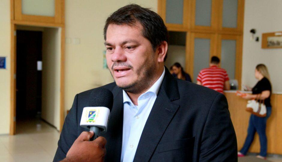 Ruivo pode perder a função pública por irregularidades em licitação