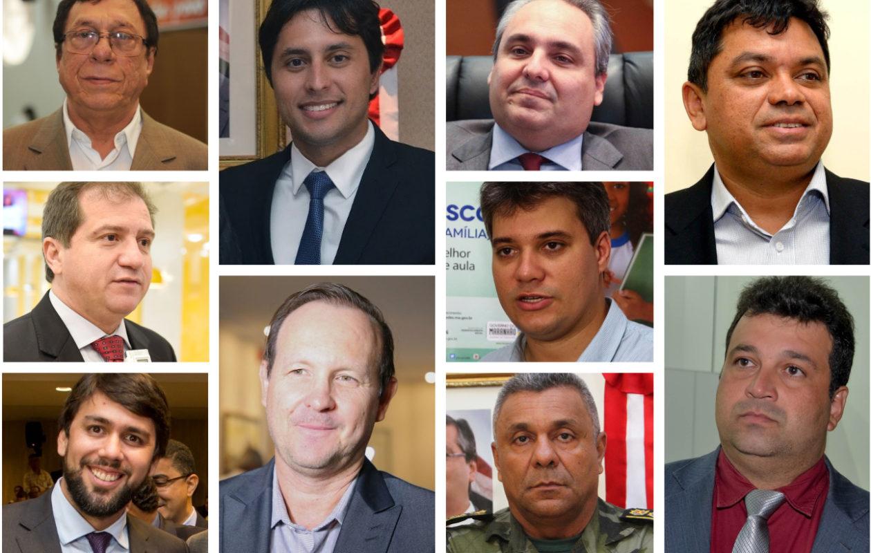 Secretários que vão disputar eleição deixam governo após o Carnaval