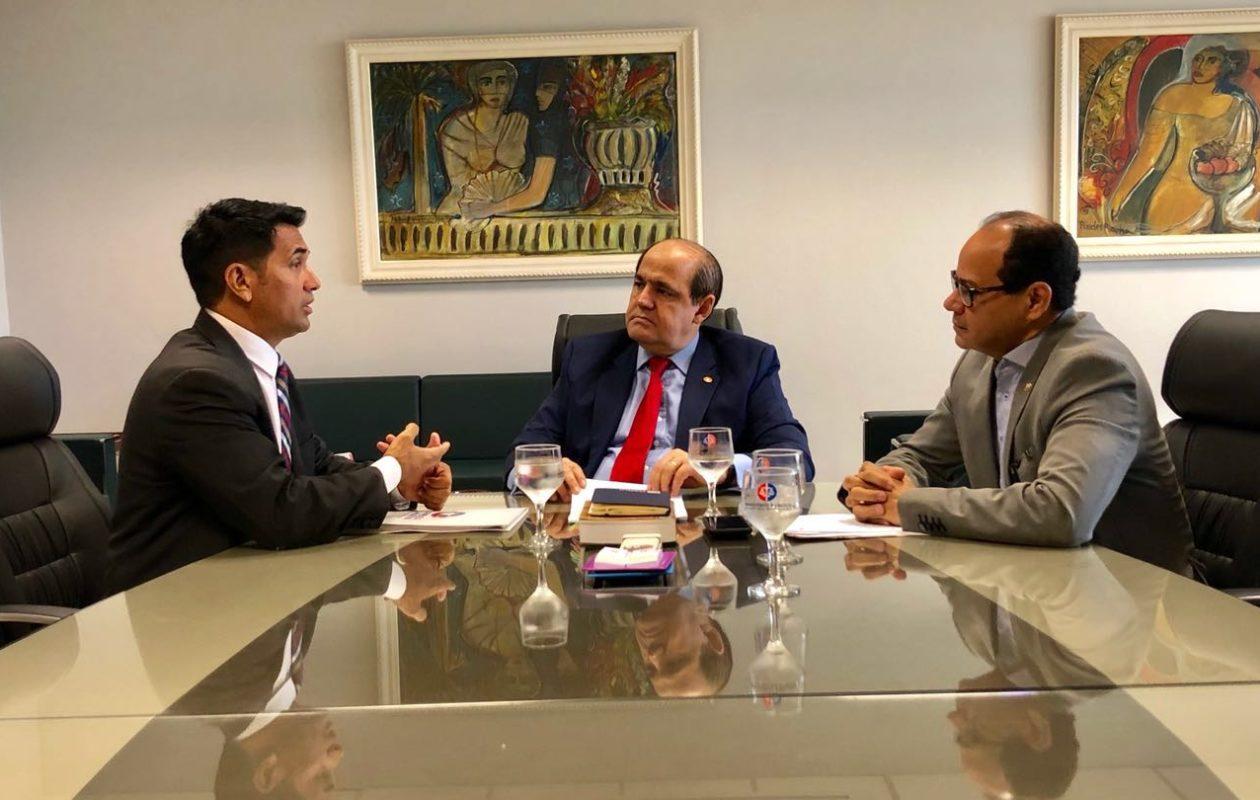 Wellington provoca Gonzaga a agir sobre irregularidades do concurso da PM