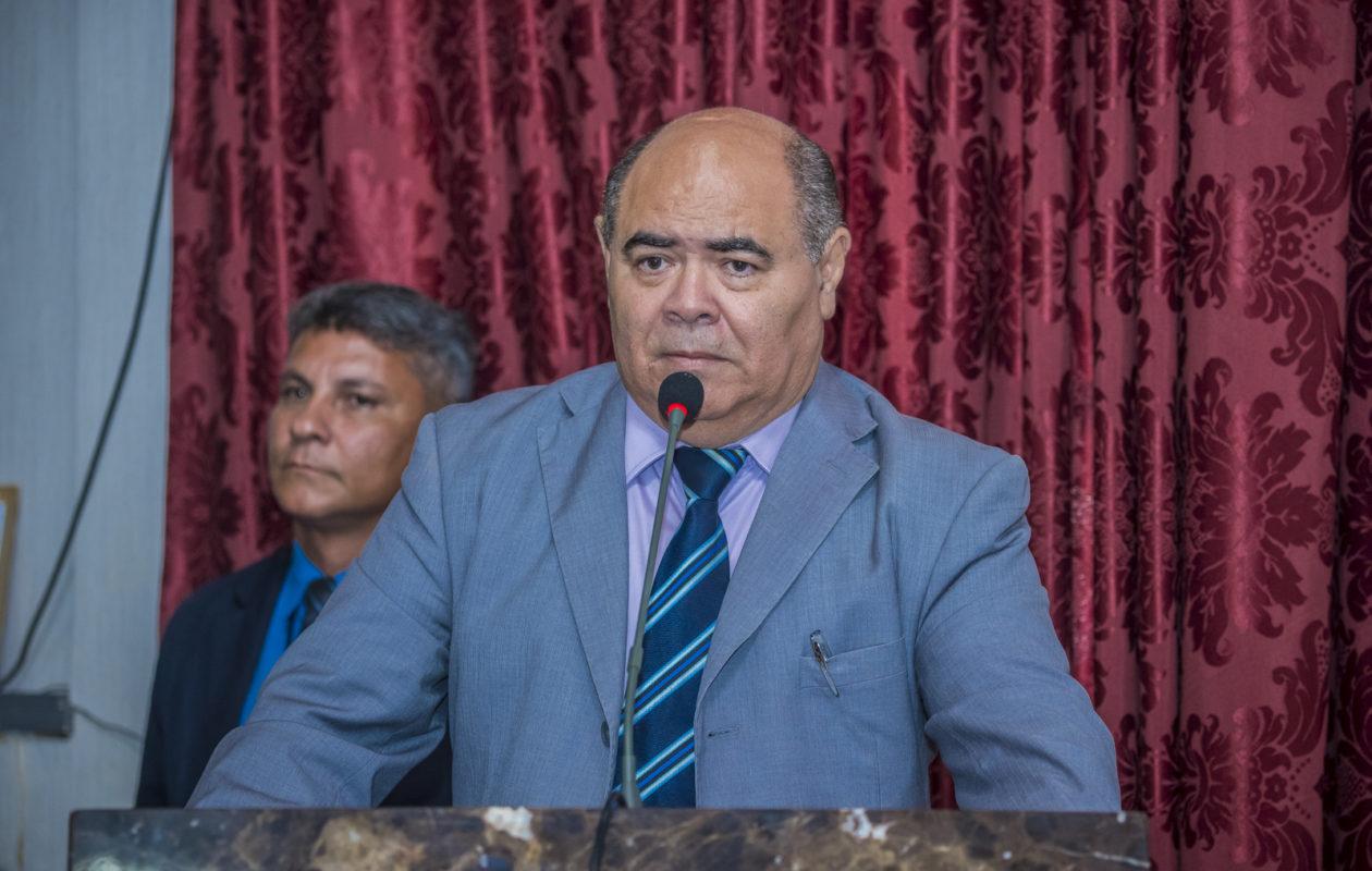 Vereadores querem reeleição de Astro para Presidência da Câmara