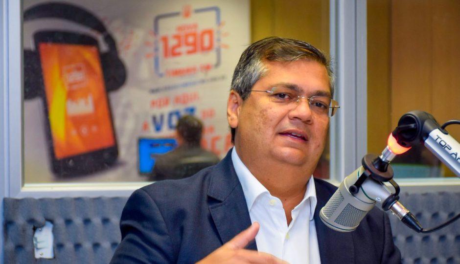Flávio Dino já contabiliza 14 partidos no arco de aliança de reeleição