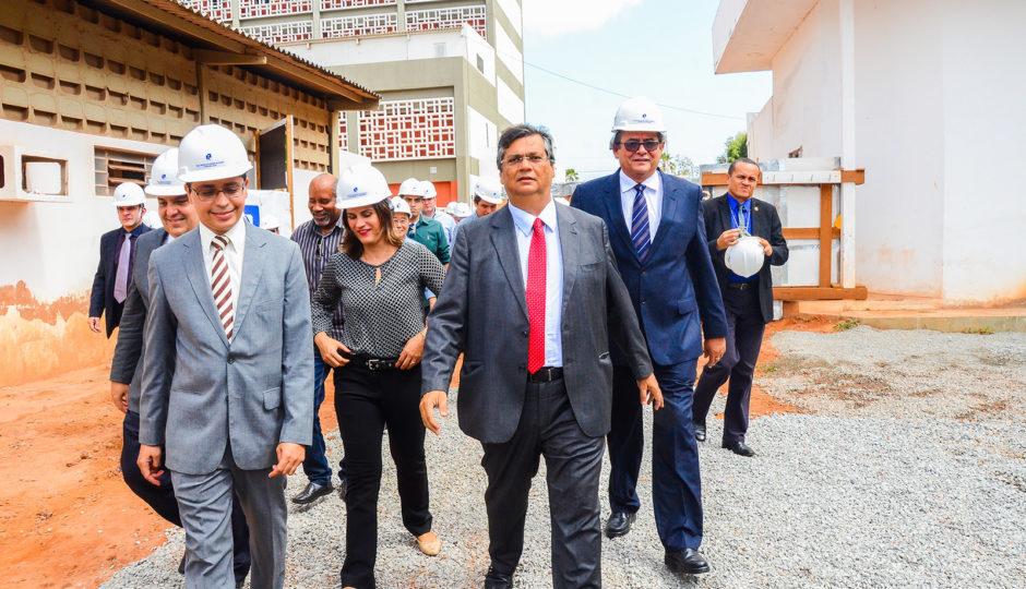 Novo Hospital do Servidor pode se chamar Dr. Humberto Coutinho