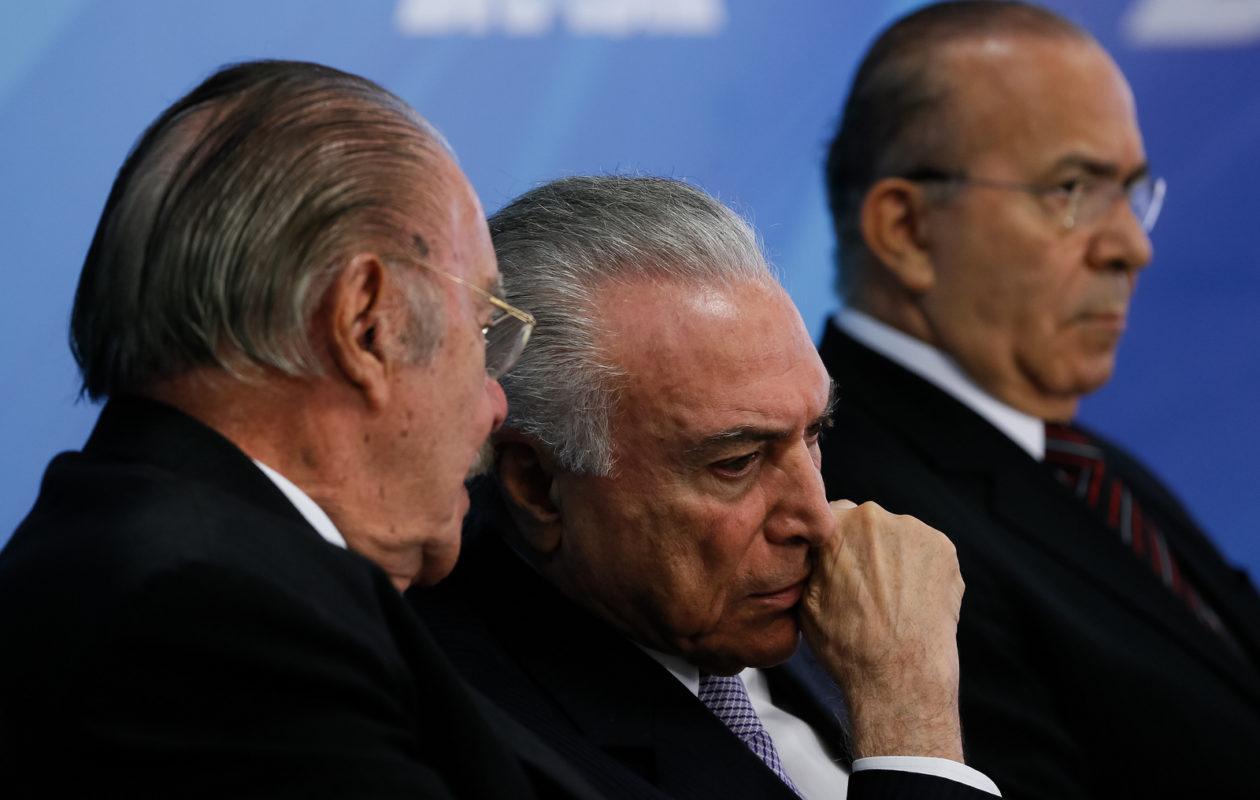 Interferência de Sarney no Planalto segue gerando transtornos a Temer
