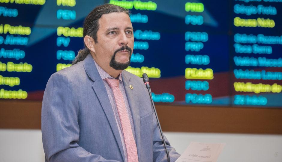 Rede de Controle se manifesta contra PEC inconstitucional de Júnior Verde