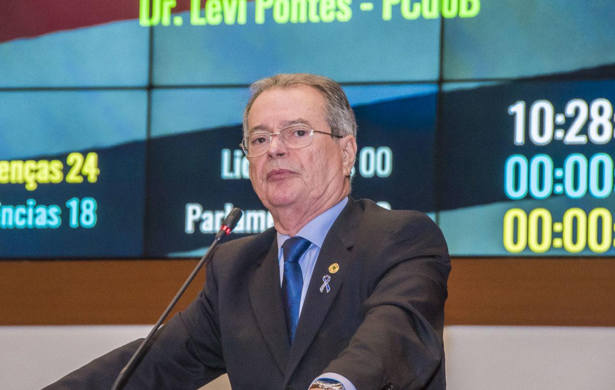 Deputados obedecem Palácio e elegem Levi para 4º vice-presidência da AL-MA