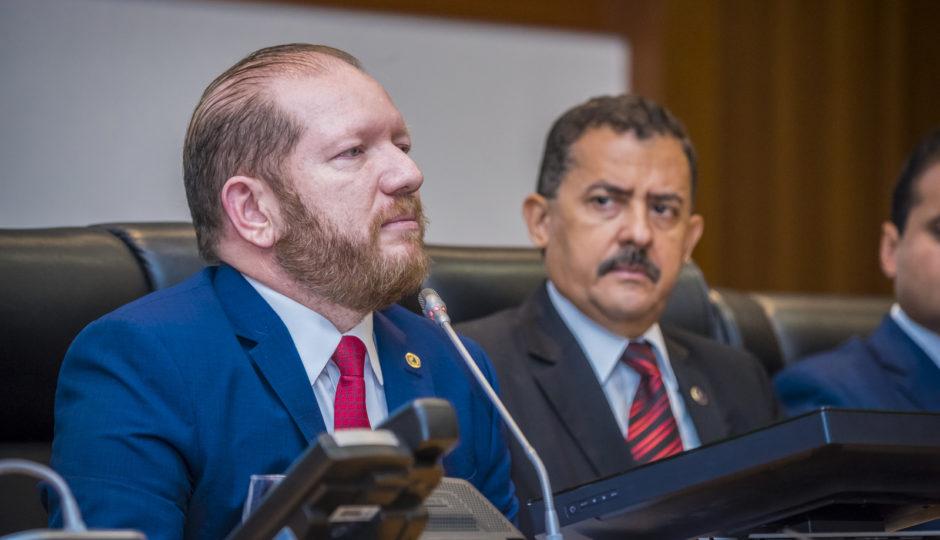Othelino convoca eleição para a 4º vice-Presidência da Mesa Diretora
